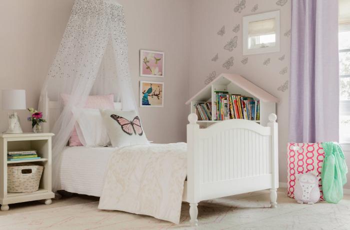 Комната маленькой принцессы.