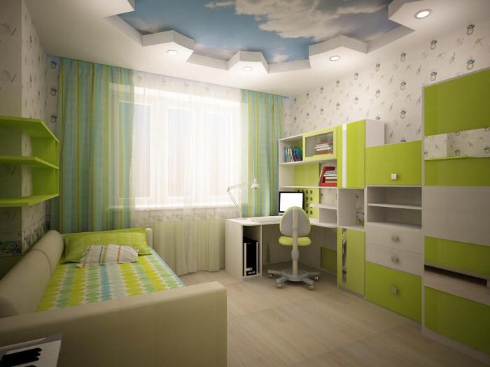 Выбирайте многофункциональную мебель. Это поможет сохранить пространство и придать комнате опрятный и современный вид.