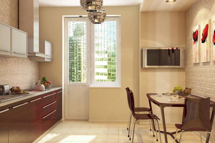 Контрастное сочетание цветов часто используется в современных интерьерах.
