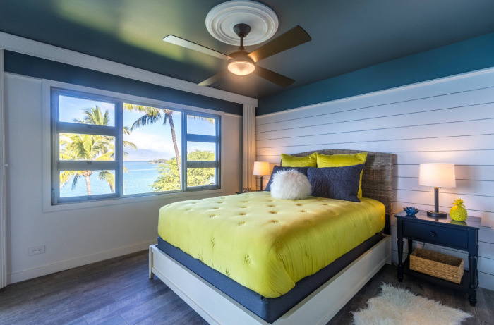 Дизайн современной спальни.