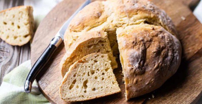Домашний содовый хлеб. \ Фото: news.rambler.ru.