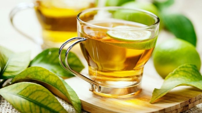 Зелёный чай. \ Фото: narodna-pravda.ua.