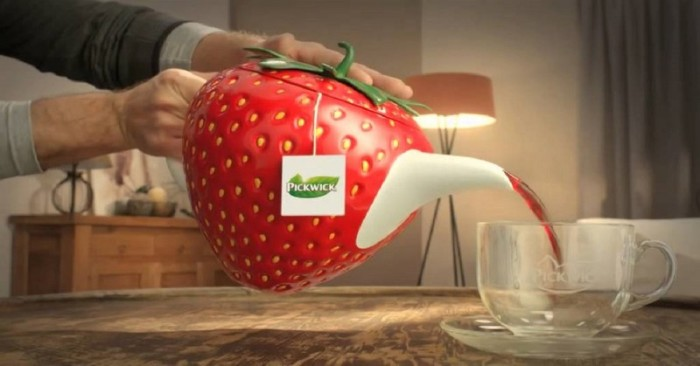 Ароматный чай Пиквик. \ Фото: youtube.com.