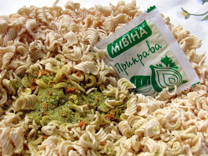 А вы тоже ели Мивину в сухом виде? \  Фото: golos.io.