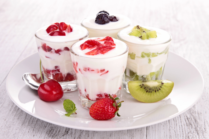 Йогурт. \ Фото:  samgurman.com.