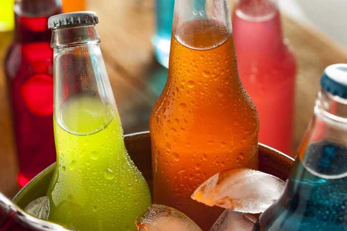 Холодные и газированные напитки. \ Фото: justdial.com.