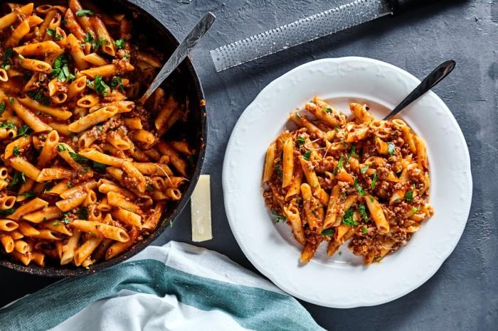 Альтернатива привычным блюдам. \ Фото: foooding.net.