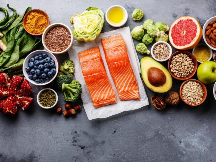 Полезная еда всегда в моде. / Фото: independent.co.uk.