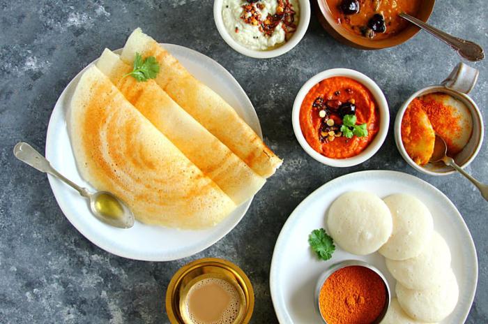 Индийская доса. \ Фото: google.com.