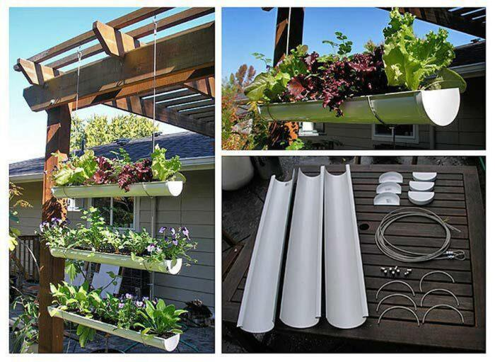 Подвесной огород. \ Фото: blogspot.com.