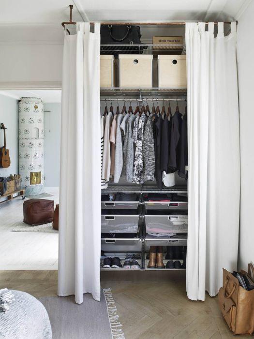 Идеальное решение для маленьких комнат.