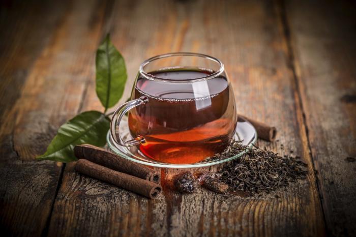 Чёрный чай с сахаром. \ Фото: gs.ctrip.com.