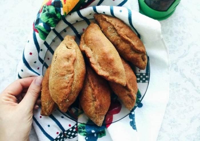 Пирожки с гречкой. \ Фото: google.com.ua.