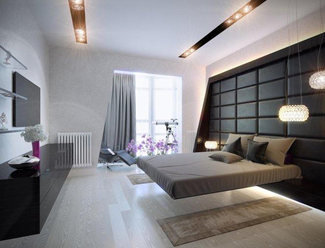 Кровать обязательно должна быть удобной, красивой и современной.