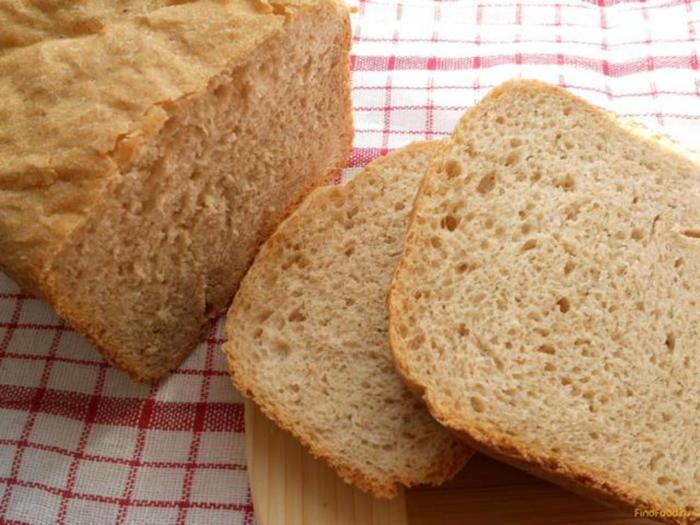 Соевый хлеб. \ Фото: craftlog.com.