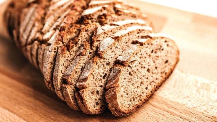 Ржаной хлеб. \ Фото: foto.wuestenigel.com.