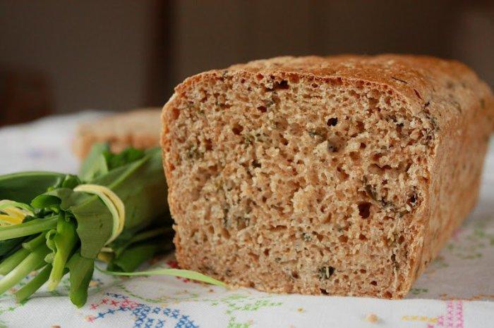 Хлеб с отрубями. \ Фото: svopi.ru.