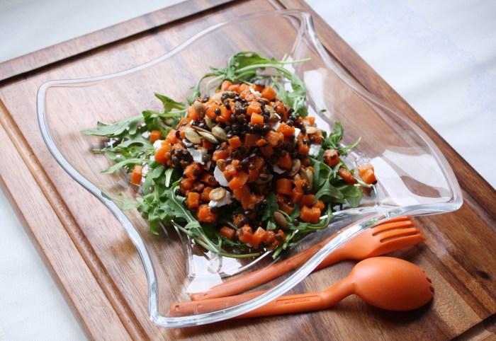Питательный и сытный салат. \ Фото: ru.foodini.org.