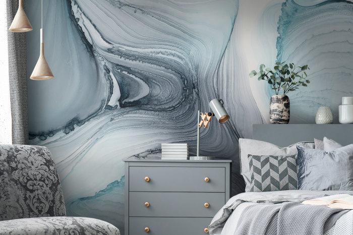 Мраморные волны. \ Фото: google.com.