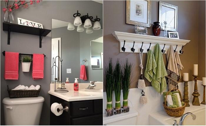 Декор для ванной. \ Фото: google.com.ua.