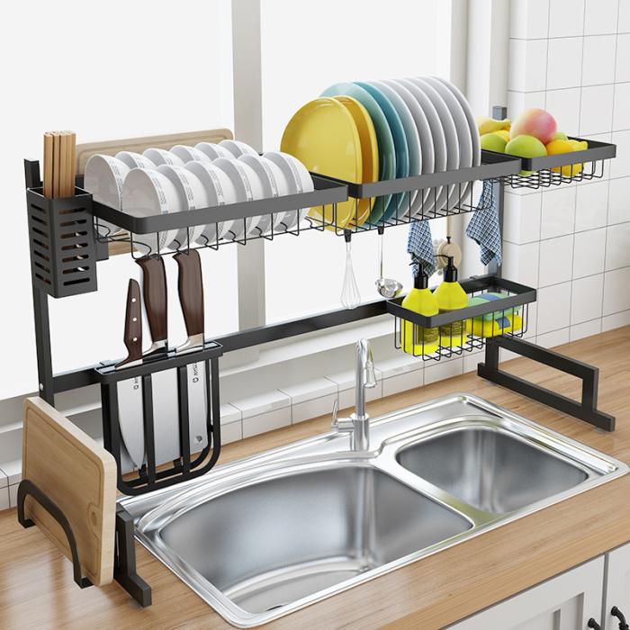 Органайзеры для посуды. \ Фото: ru.zipy.co.il.