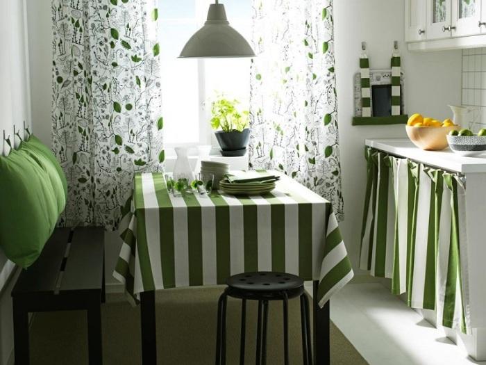 Как преобразить съёмную квартиру. \ Фото: fasad.guru.