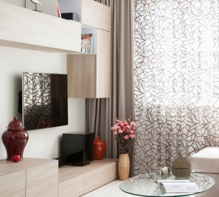 Минимализм. Здесь неуместна крупногабаритная мебель, массивный декор и иные элементы, скрадывающие важные сантиметры площади.