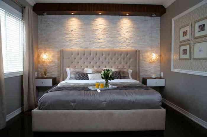 Что касается света в спальне, ему нужно отдать особое место – светильников может быть несколько.