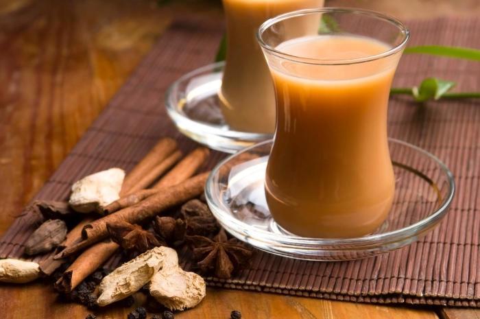 Молочный чай. / Фото: ruspeach.com.