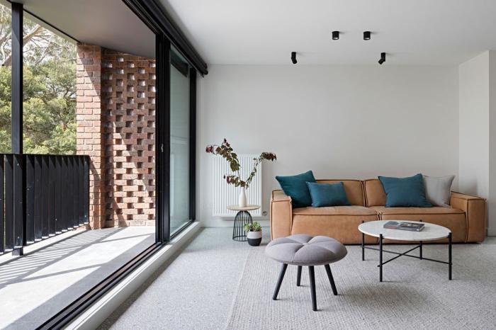 Выбираем мебель правильного размера. \ Фото: inbetweenarchitecture.com.au.