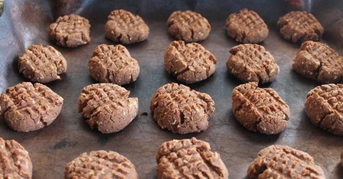 Гречневое печенье. \ Фото: sovkusom.ru.