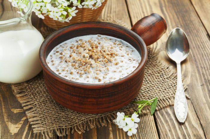 Гречку С Молоком Похудеть. Диета для снижения веса на гречневой каше с молоком