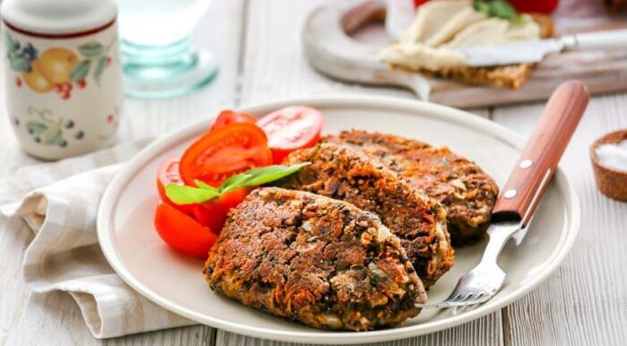 Котлетки с куриной печенью. \ Фото: gastronom.ru.