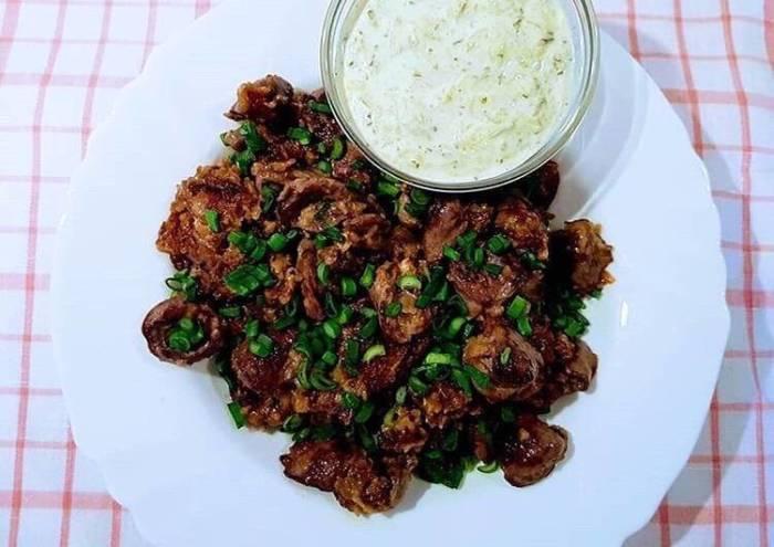 Очень вкусные отбивные. \ Фото: cookpad.com.