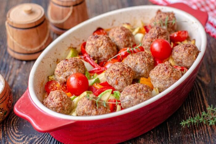 Тефтели из грибов. \ Фото: google.com.