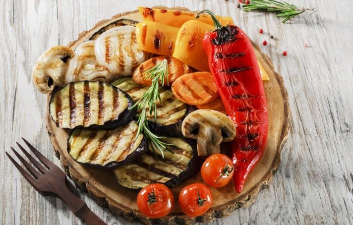 Вкусные овощи. / Фото: goodfon.com.