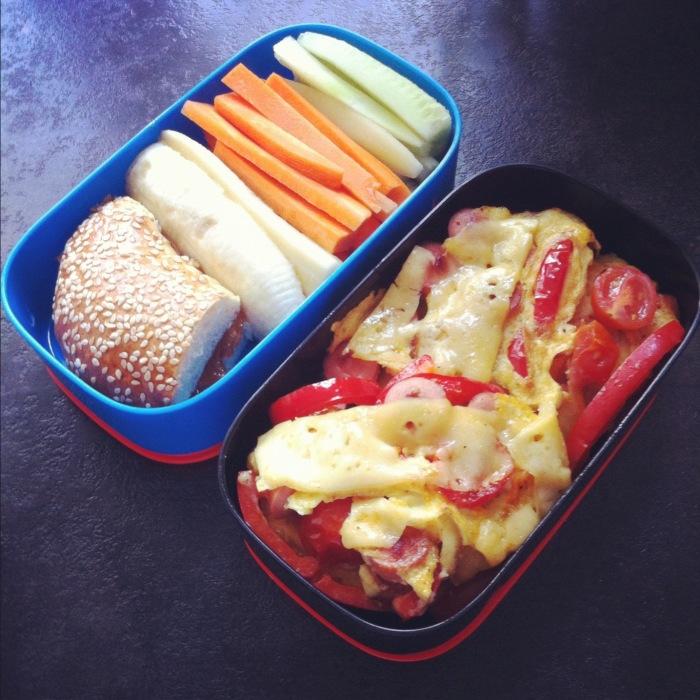 Полноценный обед или отличный перекус.