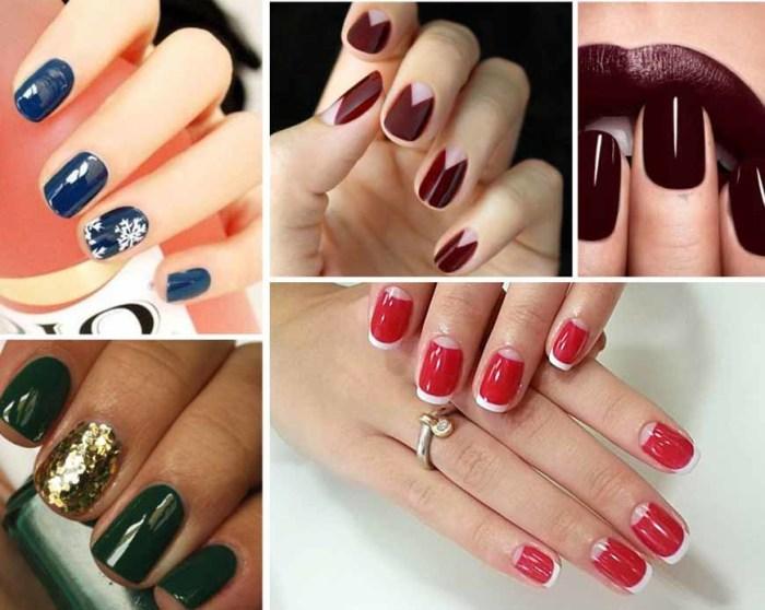 Идеи маникюра на овальные ногти. \ Фото: tvojmanikjur.ru.
