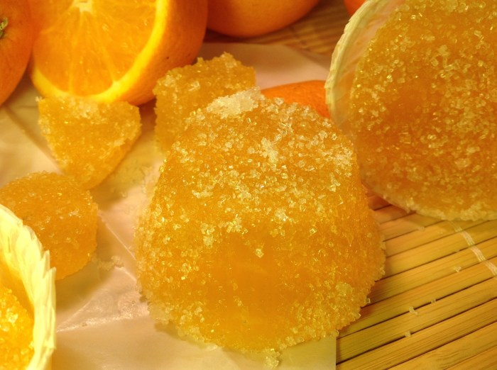 Апельсиновый мармелад. \ Фото: google.ru.