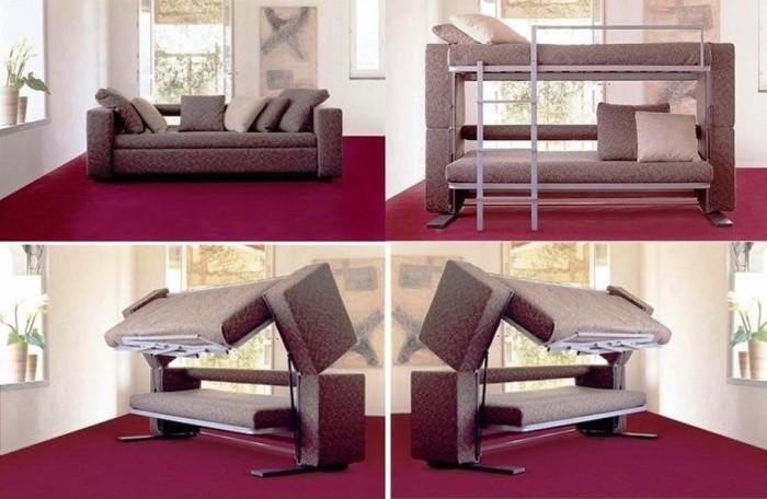 Такие диваны - идеальный вариант для обустройства интерьера.