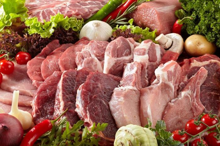 Мясо на любой выбор. \ Фото: biowin39.ru.