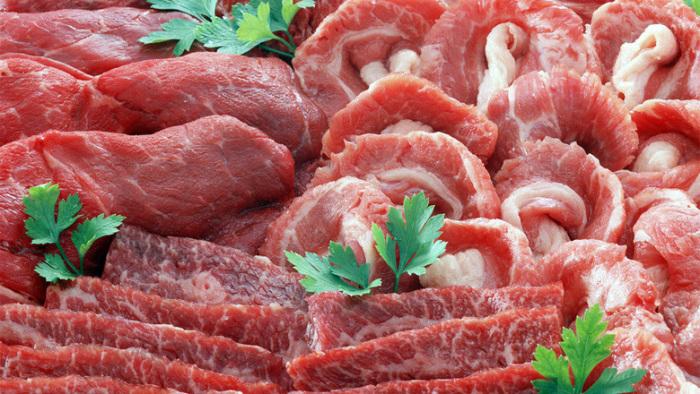 Равномерный цвет = свежее мясо. \ Фото: yandex.ru.