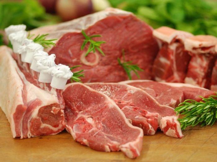 Мясо на кости. \ Фото: infoeda.com.