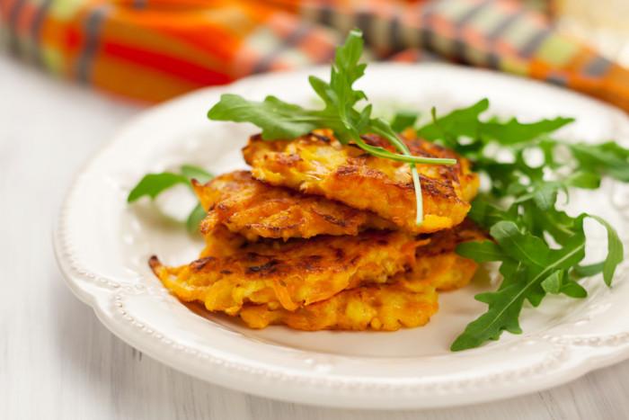 Морковные котлеты с сыром. \ Фото: edinstvennaya.ua.