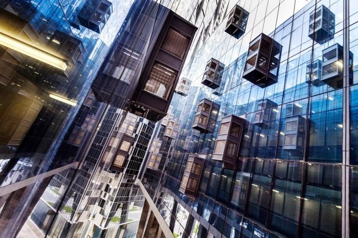 Согласитесь, что двухсотметровую башню вряд ли можно назвать обычным жилым домом.
