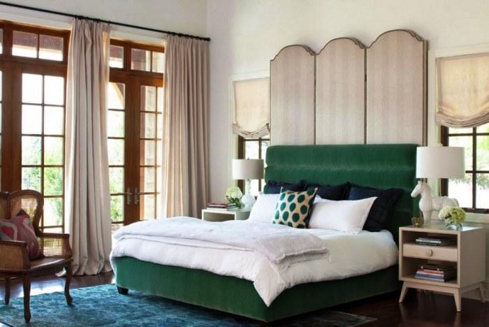 Лаконично и со вкусом подобранный интерьер превратит вашу нефритовую спальню в настоящий островок умиротворения, гармонии и уюта.