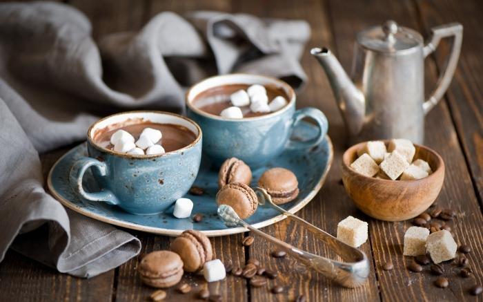 Горячий шоколад со специями. \ Фото: comepiaceate.it.