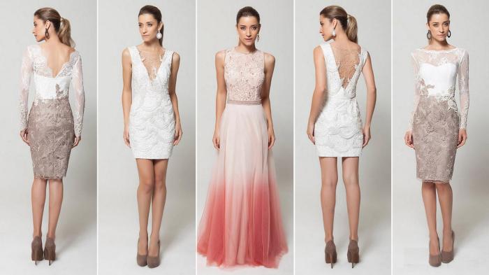 Элегантные платья на корпоратив. \ Фото: followyourtrends.com.