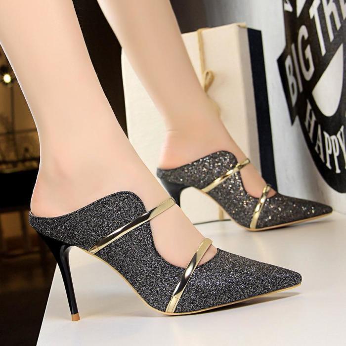Туфли для новогоднего вечера. \ Фото: ru.dhgate.com.