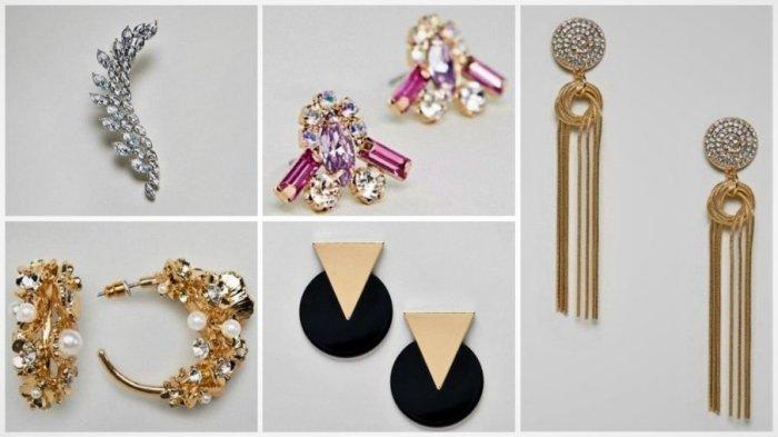 Модные украшения для новогодней ночи. \ Фото: fashion-journal.ru.